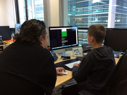 Conn3cted teaching kids to code: 4 years later