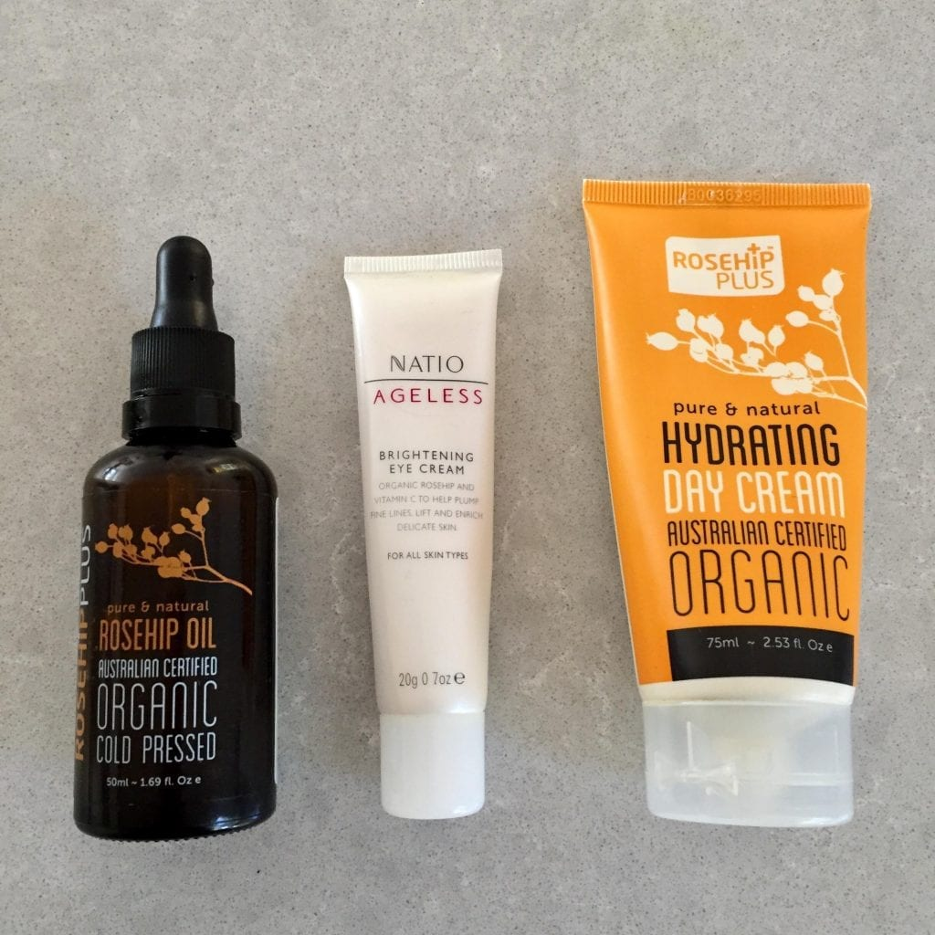 Selfcare face care products