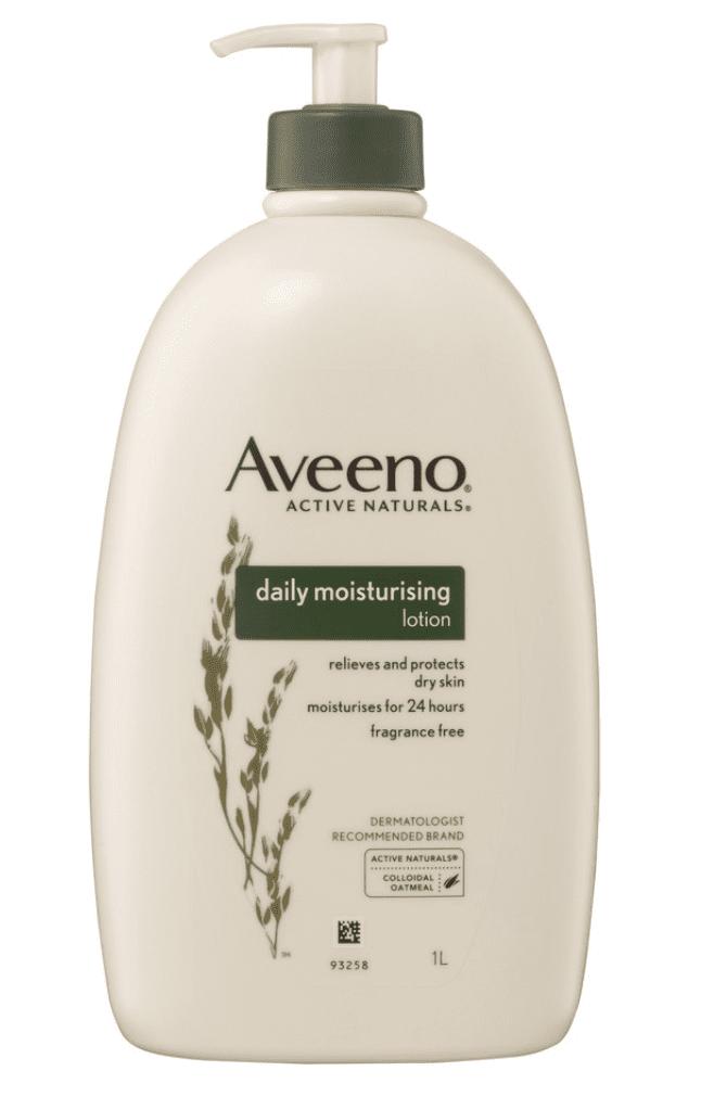 Aveeno Active Naturals Daily Moisturising Lotion 1L