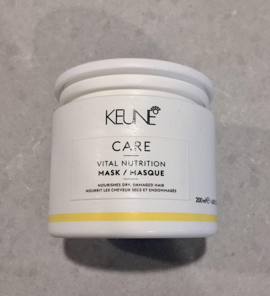 Keune Care Vital Nutrition Masque