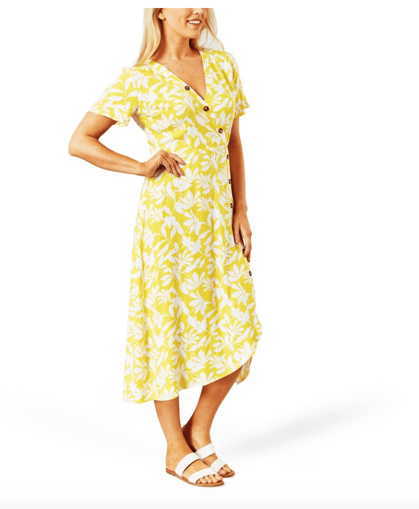 yellowbigwdress