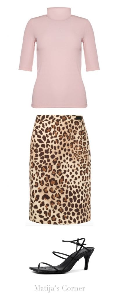 Leopard Print and Pink