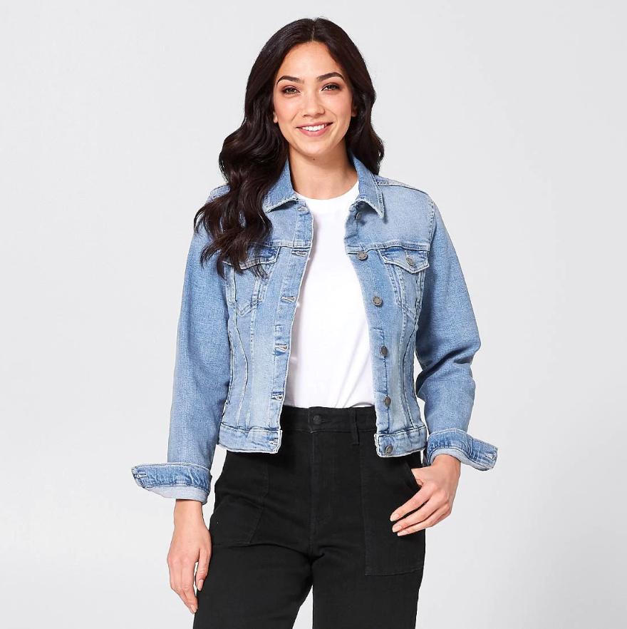 target denim jacket on sale now