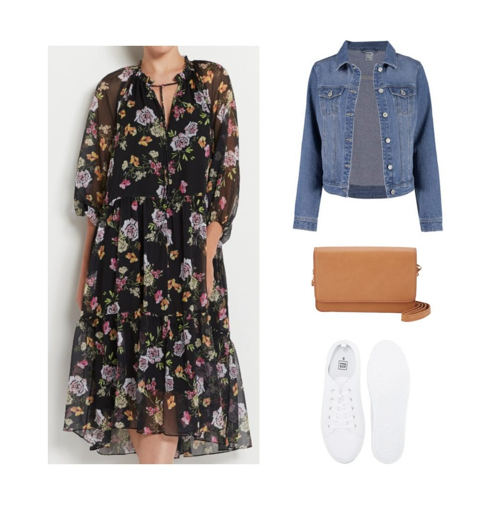 Sussan casual dress