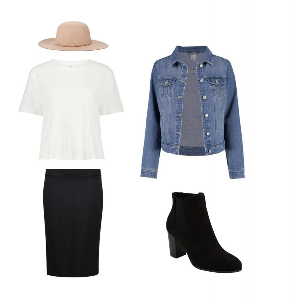 another kmart outfit idea