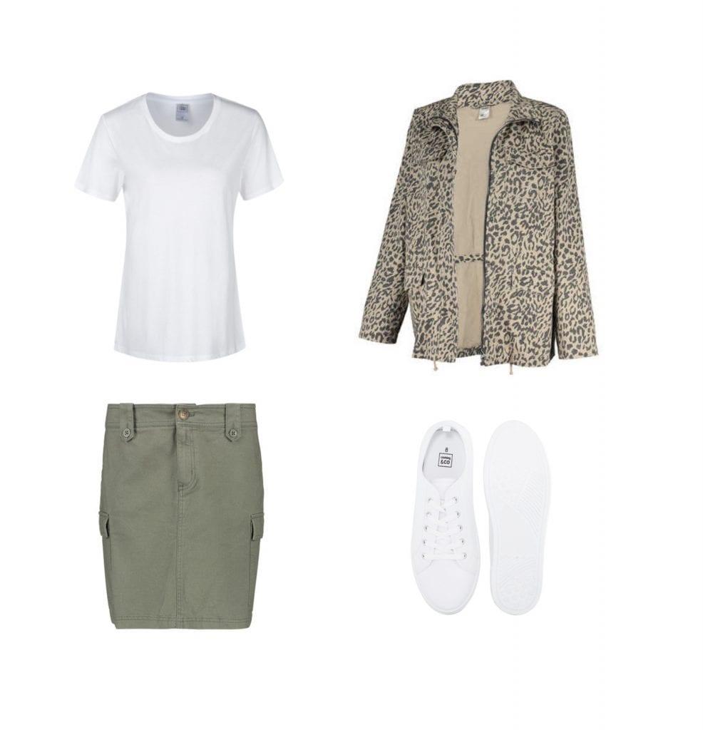 kmart outfit idea