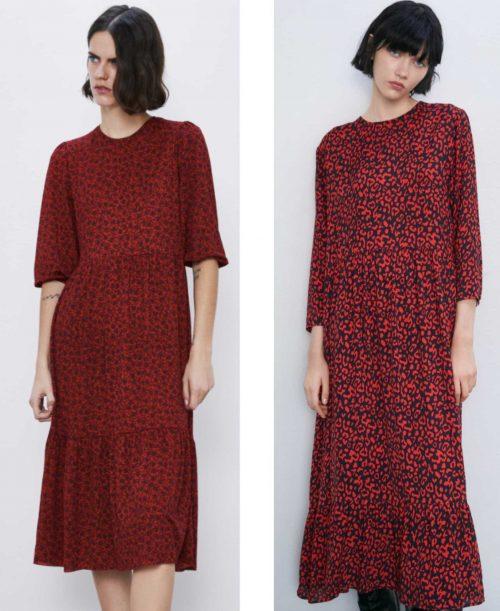 zara and kmart dress comparison