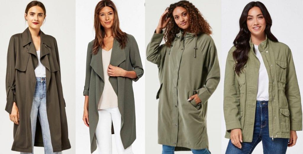 kmart anorak jacket