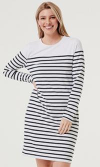 kmart stripy dress