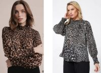Witchery blouse and Target Blouse