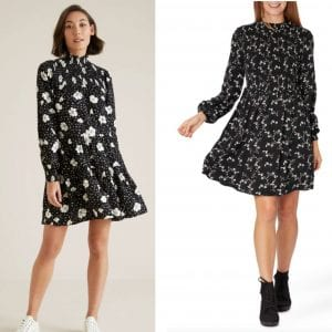 Big W and Seed Heritage dress